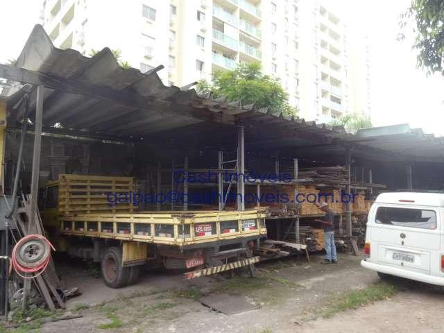 Galpão 1500m² para alugar Curicica, Zona Oeste,Rio de Janeiro - R$ 17.000 - 5980 - 6