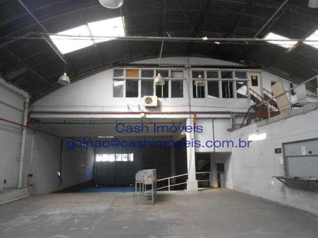 Galpão 1984m² para alugar São Cristóvão, ZONA CENTRAL,Rio de Janeiro - R$ 25.000 - 5925 - 9