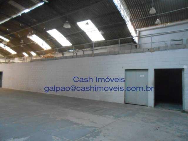Galpão 1984m² para alugar São Cristóvão, ZONA CENTRAL,Rio de Janeiro - R$ 25.000 - 5925 - 12
