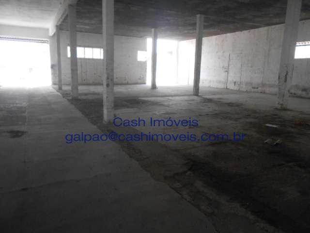 Galpão 8272m² para alugar Penha, Zona Norte,Rio de Janeiro - R$ 16.500 - 5969 - 6
