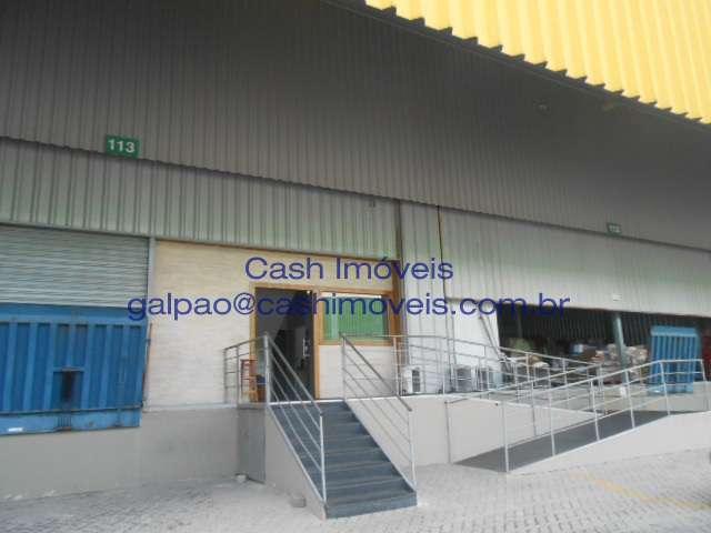 Galpão 1148m² para alugar Taquara, Zona Oeste,Rio de Janeiro - R$ 43.629 - 5804 - 7