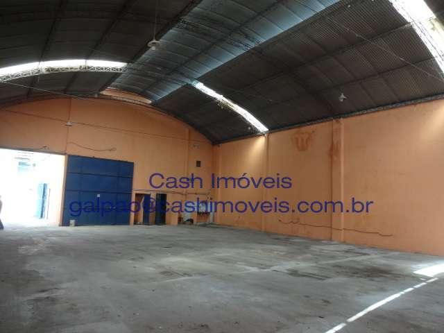 Galpão 420m² à venda Maria da Graça, Zona Norte,Rio de Janeiro - R$ 530.000 - 6524 - 1