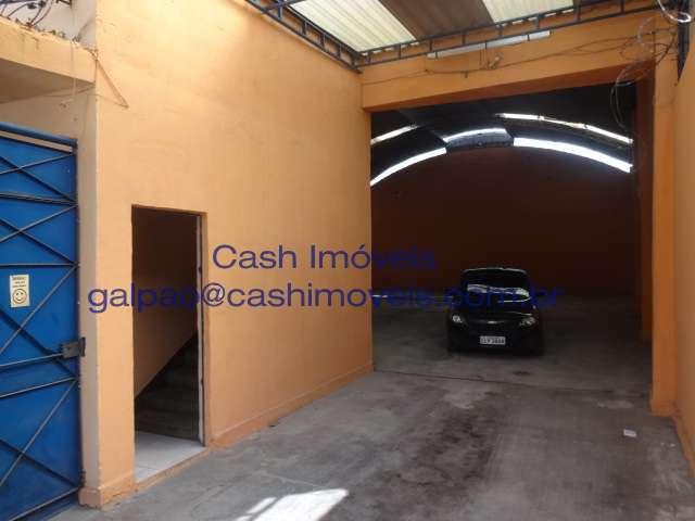 Galpão 420m² à venda Maria da Graça, Zona Norte,Rio de Janeiro - R$ 530.000 - 6524 - 2