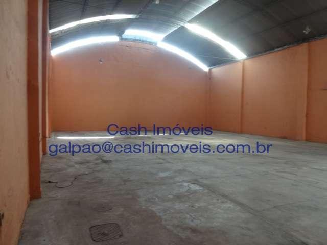 Galpão 420m² à venda Maria da Graça, Zona Norte,Rio de Janeiro - R$ 530.000 - 6524 - 3