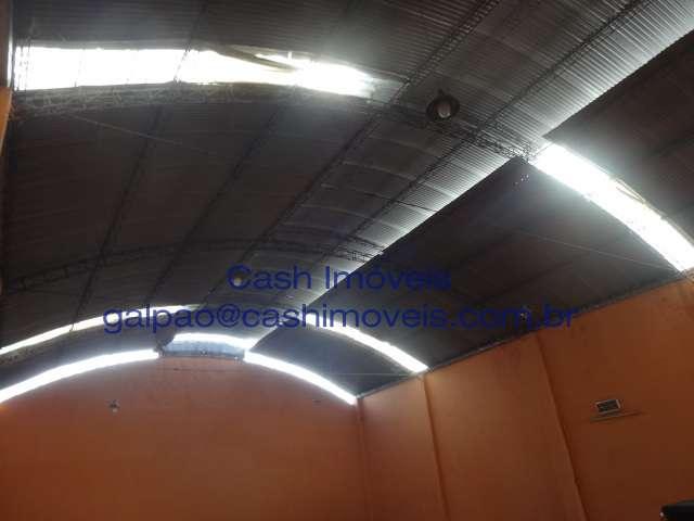 Galpão 420m² à venda Maria da Graça, Zona Norte,Rio de Janeiro - R$ 530.000 - 6524 - 4
