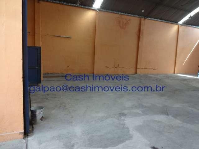 Galpão 420m² à venda Maria da Graça, Zona Norte,Rio de Janeiro - R$ 530.000 - 6524 - 6